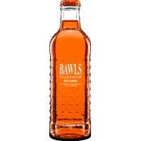 Bawls Guarana Orange Case (24 Bottles)